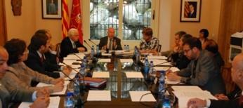 El ple del Conselh Generau d'Aran ha aprovat una moció a favor del pacte econòmic i polític per Aran