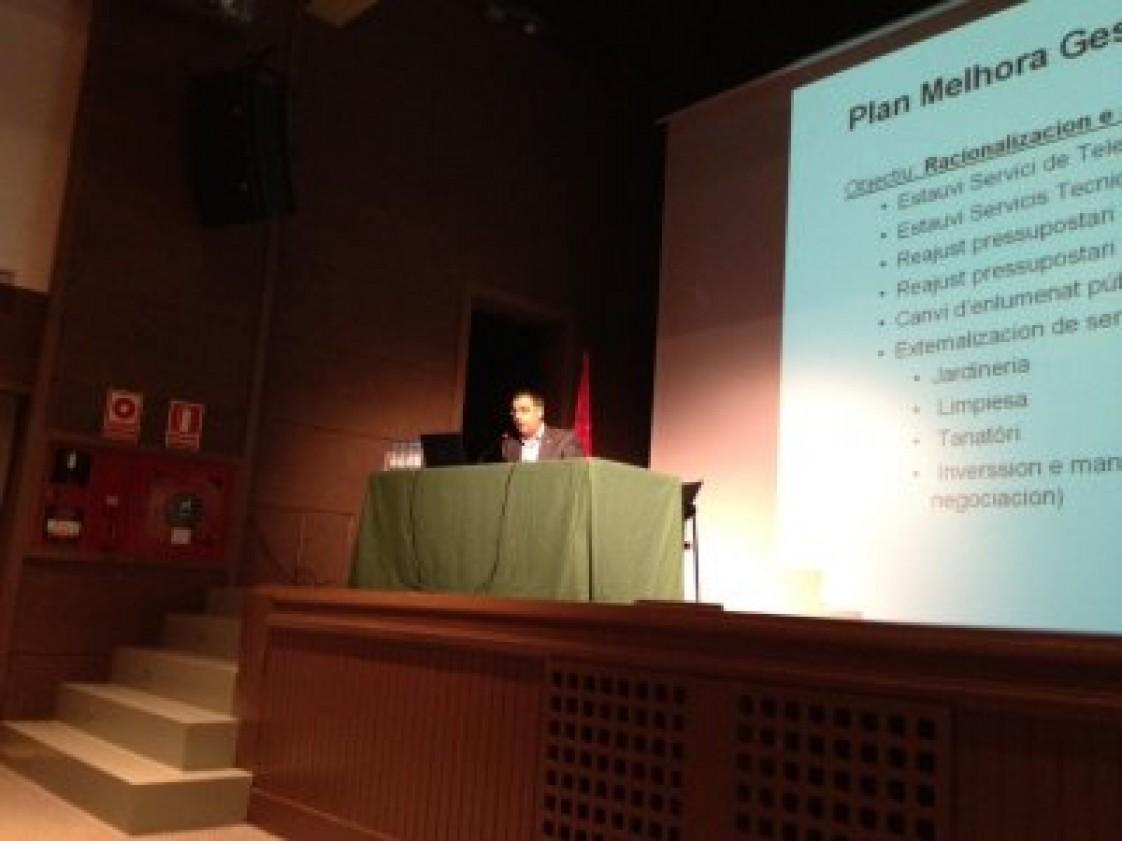 Ajuntament de Vielha e Mijaran, un an de govern de CDA
