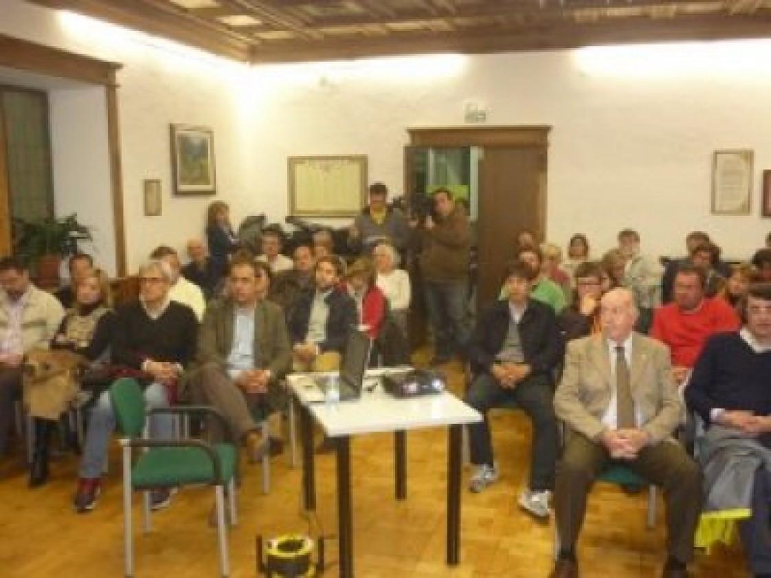 Eth Festivau Europèu d'Arts Digitaus dera Val d'Aran, Dig@ran presentat en ajuntament de Vielha.