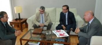 El Síndic d'Aran es reuneix amb l'Associació de municipis per la independencia