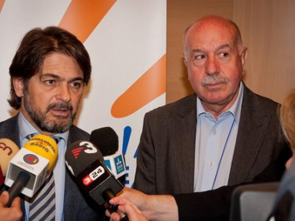 Oriol Pujol, Secretari general de CDC inaugurà el 2n Congrés de CDA-PNA A Vielha