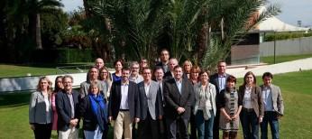 Candidats de CiU per Lleida Eleccions 25 de Novembre