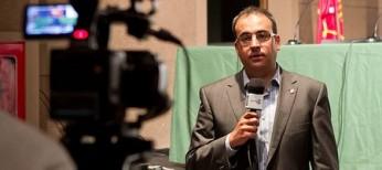 Alex Moga Vidal, será el candidato de Convergéncia i Unió por el Alt Pirineu en las elecciones al Parlamento de Catalunya