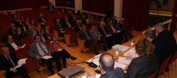Reunió Consells Comarcals i Alcaldes cap de comarca