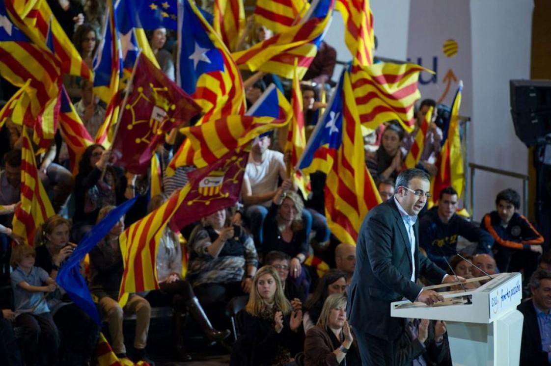 Aran tendrá representación parlamentaria en el grupo de CiU