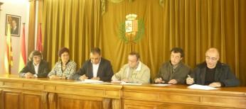L'Ajuntament de Vielha e Mijaran signa un conveni amb les EEMMDD per tal de seguir donant suport a la reactivació social i econòmica dels pobles