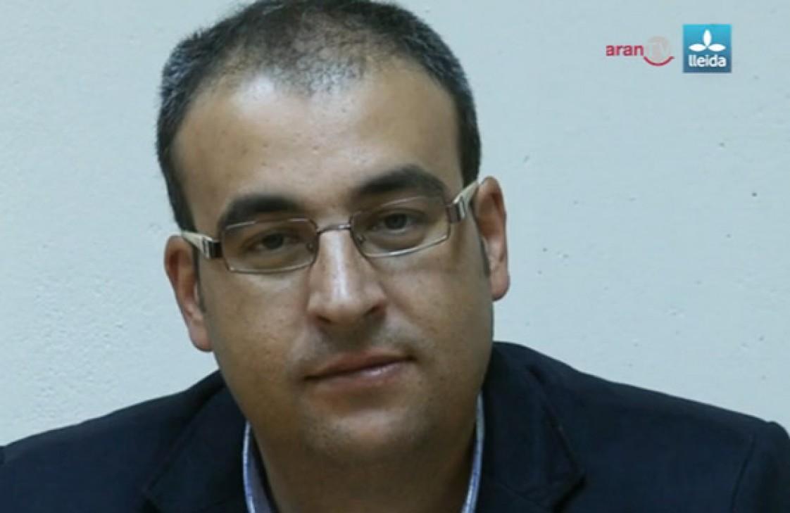 Entrevista a Alex Moga en Aran TV