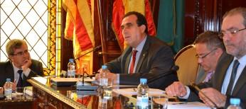 Ple de la Diputació de Lleida