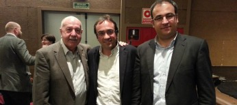 """Conferéncia """"Qué està passant a Catalunya?"""" a cargue de Josep Rull en Vielha"""