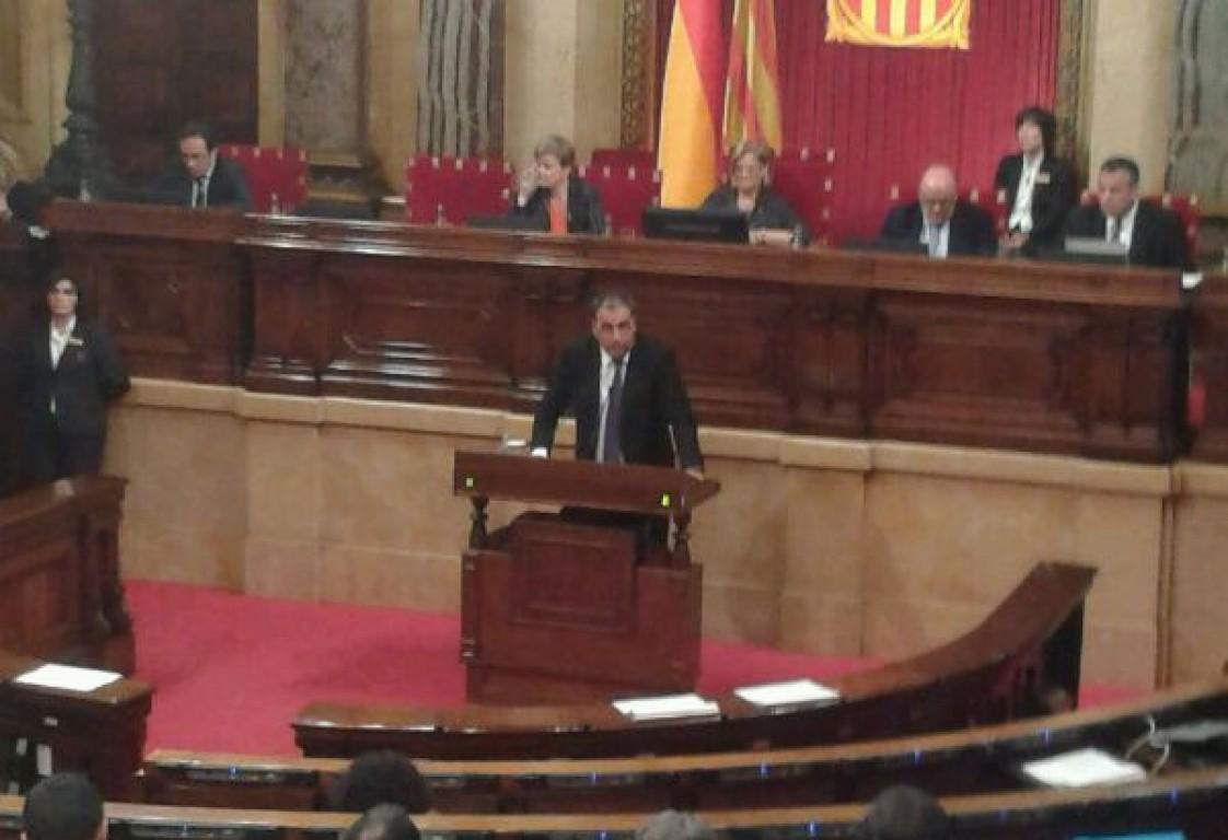 El Parlament aprova per unanimitat la moció de CiU que permet impulsar la ponència per elaborar la llei de règim especial pel territori de l'Aran