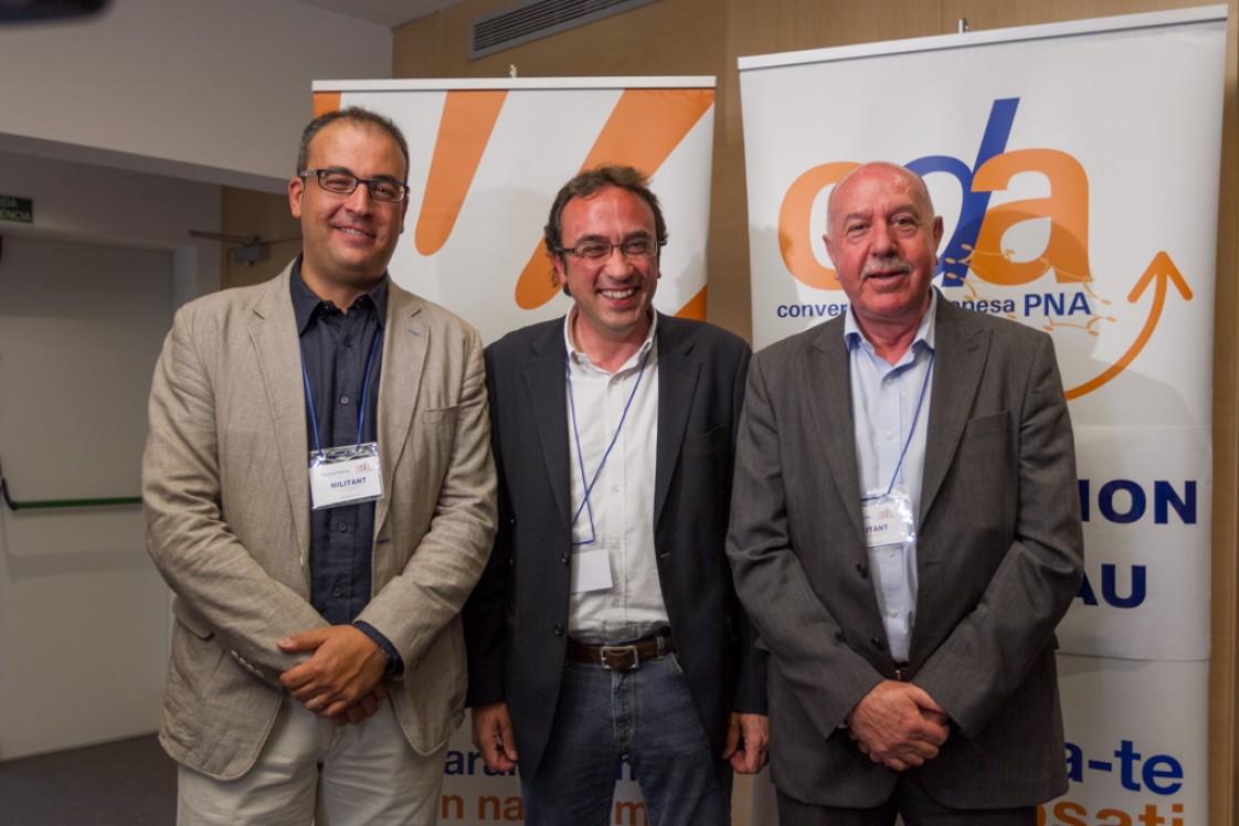 Convergéncia Democratica Aranesa – Partit Nacionaliste Aranés, aprova els objectius de l'Aranesisme modern